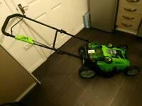 40v lawn mower