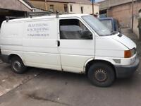 Vw t4 project