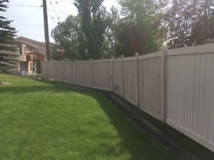 6 foot fence panels for the taking