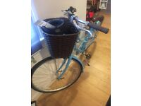 Ladies Hybrid Pinnacle Bike