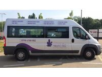 Minibus hire london/ essex 07984 788882 (best prices and service in town)