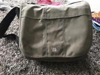 Bababing grey changing bag