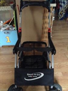 Snap and go stroller : 60obo