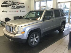 2016 Jeep Patriot North