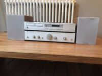 Cambridge Audio full system: A5 amp, CD5 CD pleayer, S30 speakers, interconnects