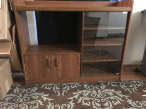 Tv stand/ cabinet unit