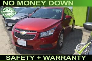 2014 Chevrolet Cruze LT Auto - Drive Today for $53 Weekly