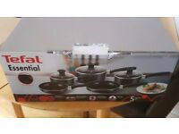 Tefal 5 piece pans *great condition*