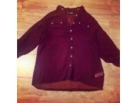 Ladies Maroon Blouse - Size 16