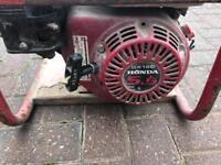 2 HONDA 3kva generators