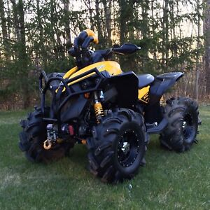 2014 can am renegade 1000 XXC! Mint shape!
