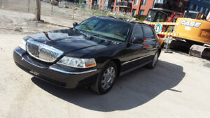 2003 Lincoln Town Car Cartier Sedan