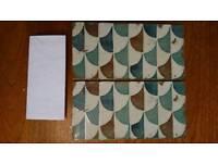 Kitchen/bathroom Wall tiles, 110 x Esenzia Gondola 15x30cm,