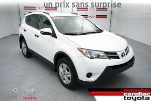 2013 Toyota RAV4 LE * 2WD * * AC * PACK ELECT. *