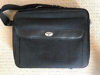 BLACK ANTLER LAPTOP CASE - MINT CONDITION - BARGAIN £7.50