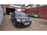 2007 / 57 Toyota Avensis 1.8 VVT-I TR Estate Long MOT+Warranty+AA Cover