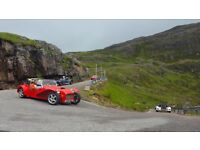 Haynes Roadster kit car