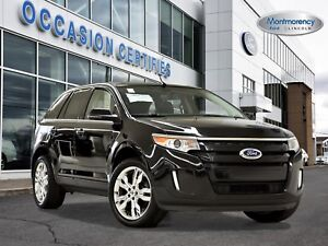 2013 Ford Edge Limited AWD+ GPS+TOIT+CUIR+CAMÉRA