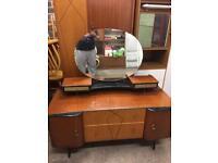 Retro style dresser