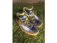 Adidas yellow basketball shoes uk 11