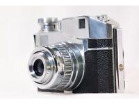 VINTAGE - CMF Bencini Comet S Camera