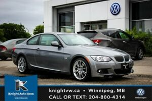 2011 BMW 3 Series 335i xDrive AWD  w/ M Sport Pkg/Navigation/Win