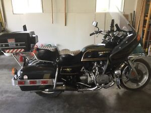 1978 Honda Gold Wing 1000 cc