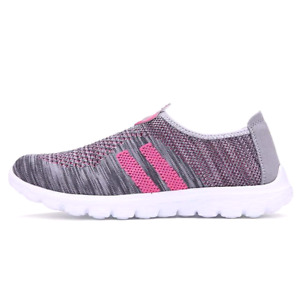 comfortable breathable mesh shoes Super Light running shoes wome