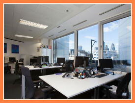 Serviced Offices in * St Katharine Dock-E1W * Office Space To Rent