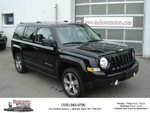 2016 Jeep Patriot 4x4|Hgh Altitude|H/Leather|Sunroof