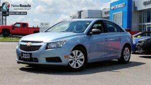 2012 Chevrolet Cruze LS LS, One Owner, No Accidents, Pwr Grp,...