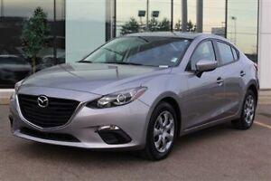 2014 Mazda Mazda3 MAZDA 3 GX SEDAN LOW MILEAGE * CERTIFIED PRE-O