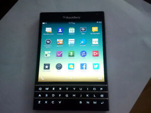 Blackberry Passport 32gb (Bell)