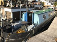 Narrowboat Project in london £7,500