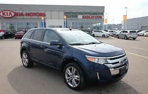 2012 Ford Edge Limited Limited edition, Navigation, Sunroof