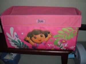 Dora Fabric Toy Box
