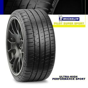 Michelin Pilot SuperSport Clearance!  SimplyTire Tires PSS