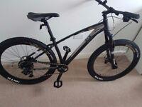"13 Incline Delta 27.5"" Mountain Bike Sram X1 and Guide RS bike range price £1400"