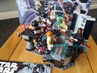 Lego Duel On Naboo 75169