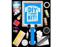 Screen Printing Kit (Used)