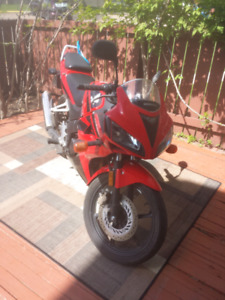 Honda CBR 125 2008