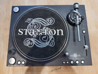 Stanton STR8 150 Direct Drive turntable for sale (single)