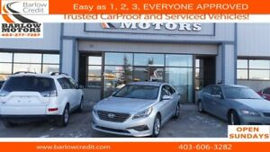 2015 Hyundai Sonata GL **SUMMER BLOWOUT**