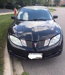 2004 Black Automatic Sunfire Pontiac For Sale