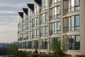 Absolutely stunning penthouse apartment in Belfast city centre overlooking river!!