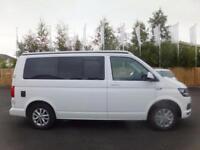 Volkswagen t6 campervan 4 berth for sale