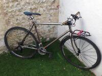 Rigid MTB/touring bicycle