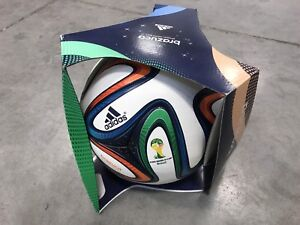 Adidas Brazuca Official World Cup Match Ball - New in Box