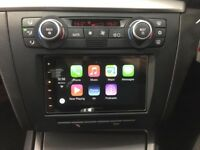 Pioneer double din apple CarPlay stereo SPHA120