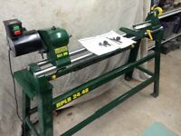 Record Power CL1 36 revolving head and stand woodturning wood lathe